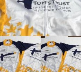 Tom's Trust Cycling Jersey