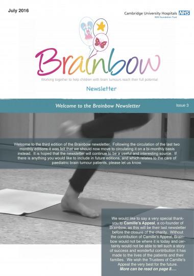July 16 Newsletter