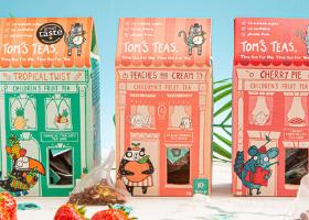 Tom's Teas' products